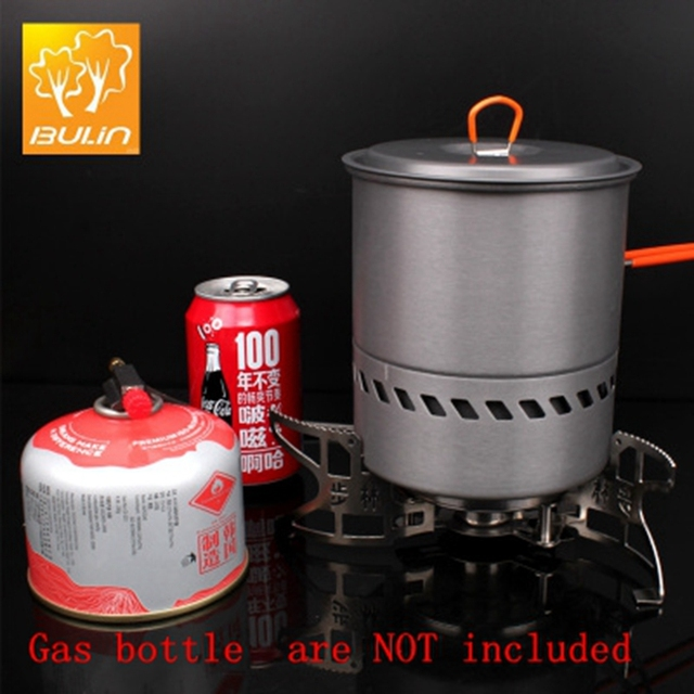 BULIN BL100-B15&S2400 Outdoor Gas Stove Foldable Cooking Furnace