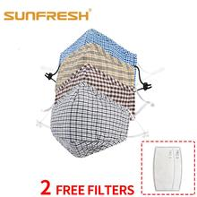 Cotton Anti Haze Mask PM2.5 Breath valve anti-dust cover mouth Activated with carbon filter respirator Mouth-muffle anti-cold