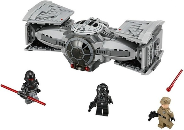 Bevle Bela 10373 Space Wars Advanced Titanium Prototype Building Block Toys Compatible with LEPIN 79082