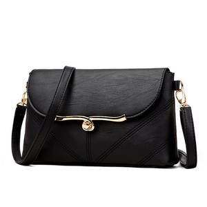 952a53b7e537 HIVICKY 2018 Women Female Designer Black handbags Clutch