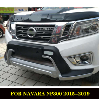 ABS FRONT BUMPER COVER RAPITOR BUMPER FIT FOR NISSAN NAVARA NP300 D23 2014 2017 CAR