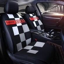 Сиденья автомобиля чехлы аксессуары подкладке для Chery A3 A5 Cowin E5 Tiggo 3 5 7 FL T11 2013 2012 2011 2010