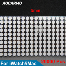 Stickers Label Watch Mac iPhone Repair Waterproof Aocarmo for Indicator-Sensors Round