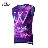 Musculation Gym Vest Bodybuilding Clothing Fitness Men Undershirt Printed Tank Tops Blank Golds Gym Men Undershirt
