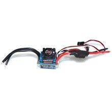 F17807 Hobbywing EZRUN 60A SL Vitesse Contrôleur Brushless ESC Power Système pour 1/10 1/12 RC Voiture