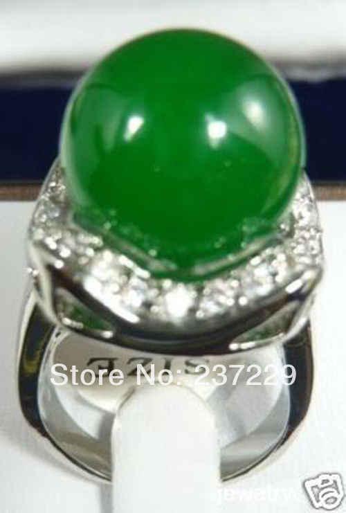 การจัดส่งสินค้าราคาขายส่ง^^^^เสน่ห์หยกสีเขียวขนาด7 #8 #9 #เสน่ห์แหวนหยกสีเขียวขนาด7 #8 #9 #
