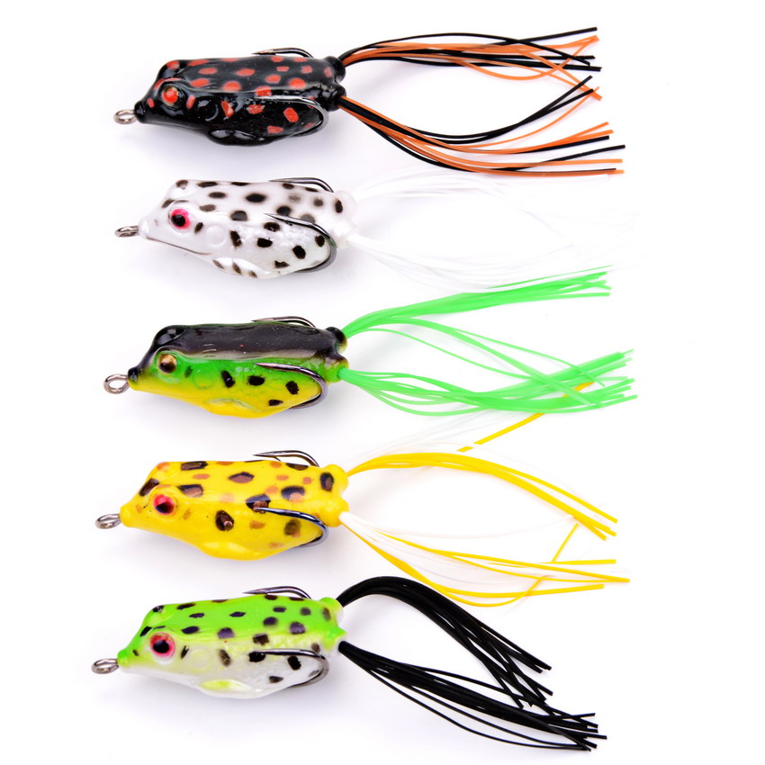 5pcs Fishing Lure Mixed 5 Models Fishing Tackle 5 Color 5.8g/4.2cm Minnow Lure Crank Lures Mix Fishing Bait Frog Fishing Lures high quality frog fishing lures 5g 10g 15g 16g multi colors snakehead lure topwater soft bass bait frog lure fishing tackle
