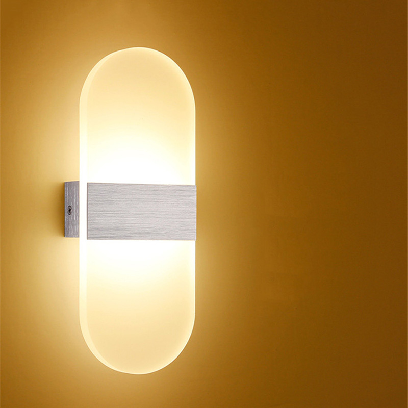 HTB15NLFQVXXXXc7apXXq6xXFXXXi - Acrylic LED Wall lamp 3W 5W 6W Modern Bedroom Bedside decoration wall sconces light for home stairs loft LED light indoor decor