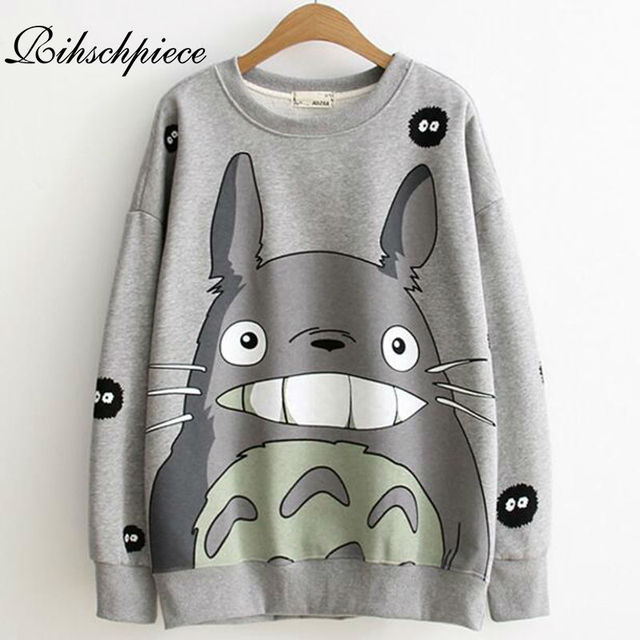 My Neighbor Totoro – Large Totoro Sweater – 3 Colors Available