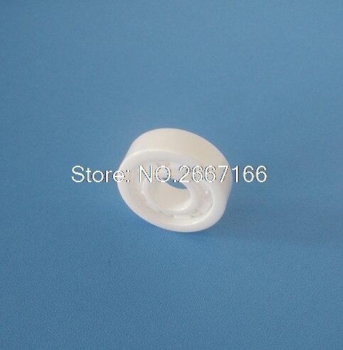 Pieno di Ceramica Cuscinetto 6301 12x37x12mm Cuscinetti A Sfera Non magnetico Isolante PTFE Gabbia ABEC 3Pieno di Ceramica Cuscinetto 6301 12x37x12mm Cuscinetti A Sfera Non magnetico Isolante PTFE Gabbia ABEC 3