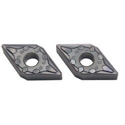 20 sztuk WS7125 DNMG150408 BM ze stali nierdzewnej ostrze z węglika kamień CNC zewnętrznej otwór wewnętrzny otwór ostrza samochodu