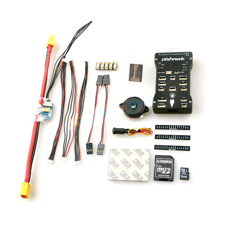 все цены на DIY FPV Drone Quadcopter 4-axle Aircraft Kit F450 450 Frame PXI PX4 Flight Control 920KV Motor GPS AT9S Transmitter F02192-AE онлайн