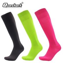 цены на Cotton Women Men Compression Stockings Male Football Socks Soccer Outdoor Running Cycling Basketball Sport Socks в интернет-магазинах