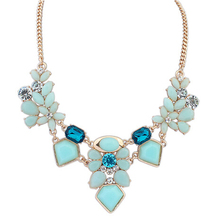 Cute Flower Shaped Necklaces