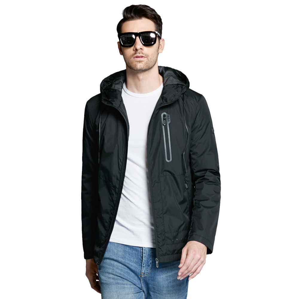 ICEbear 2018 new men's autumn warm jacket man fashion coat windproof hat high quality autumn casual coat  MWC18006D 1 piece new heidelberg sm74 pm74 printing machinery spare parts speedmaster74 transfer high quality
