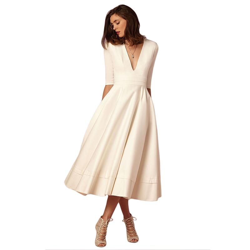 c917aafda Cheap Las mujeres de alta XXXL vestido largo para mujer elegante vestido de  fiesta mujer blanco