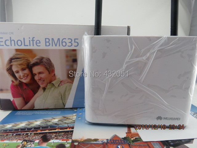 Huawei BM635 3.3-3.6G Wimax Wireless Indoor CPE Router