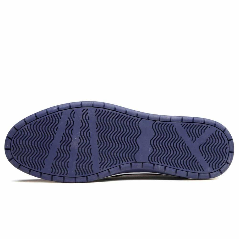 Lüks marka erkekler erkek resmi ayakkabı rahat deri moda moda siyah mavi kahverengi düğün ayakkabı erkekler için büyük boy 47
