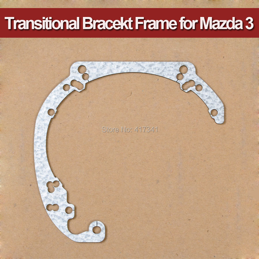Free Shipping Projector Bracket Holder for New Mazda 3 Car Headlight Replace HID Bi-xenon Projector Lens Q5 Koito HL G3/G5 free shipping new and original for cano bgm e13l battery holder
