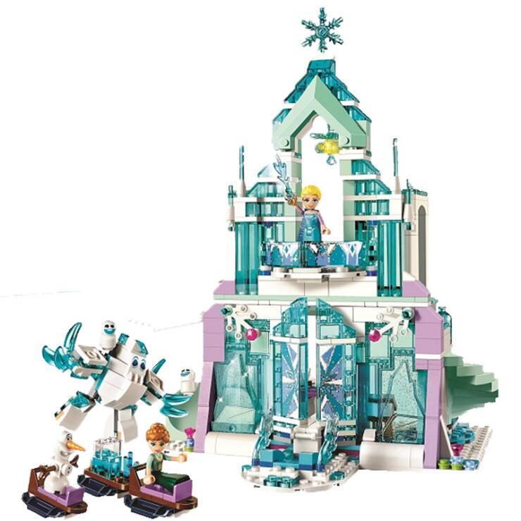 魔法冰雪城堡新款 3