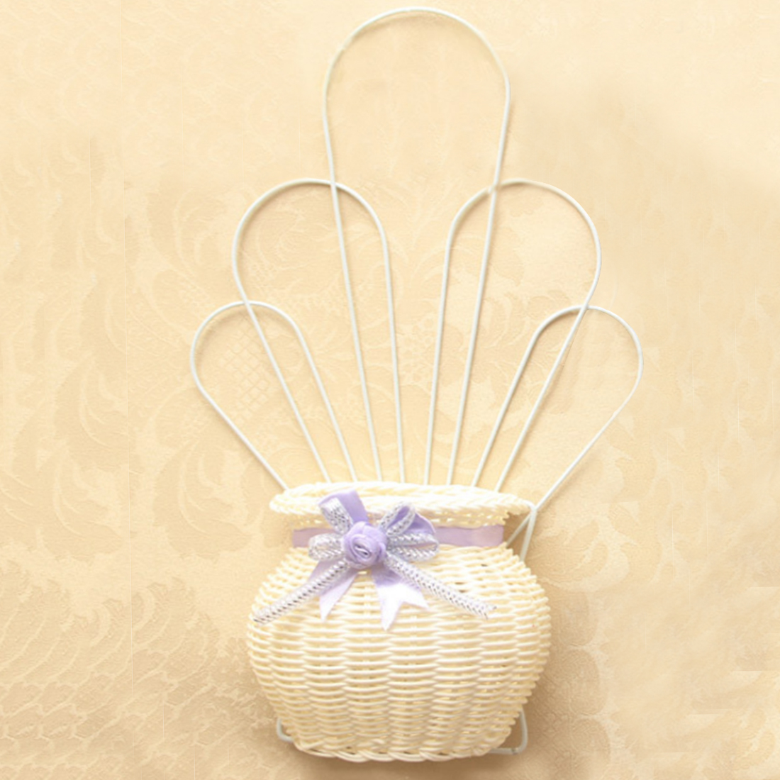 Decorative Basket Wall Art Compare Prices On Rattan Wall Basket Online Shopping Buy Low