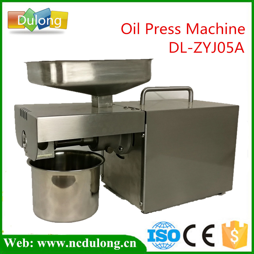 Best Price 110V Or 220V Oil Press Machine Nut Seed Automatic Stainless All Steel Pressure High Oil Extraction For Sale high quality best price cold press oil seed extracting machine