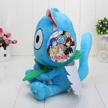 Аниме плюшевая игрушка Хеппи Хвост Феи 23 см для детей подарок на день рождения 2