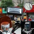 Телефон Владельца мотоцикла Зеркало Заднего Вида Гора Мобильный Телефон Владельца Водонепроницаемый Чехол сумка Для Samsung Galaxy Note 4 5 7 S6 S7 Края