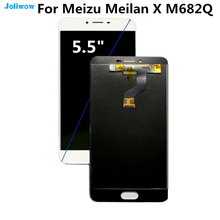 For Meizu Meilan X / M682Q  M3X LCD Display+Touch Screen +tools Digitizer Assembly Replacement