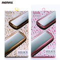 Remax Зеркало Портативный Power Bank 10000 МАч 5 В 2.1A USB 5500 МАч Powerbank Внешняя Батарея Зарядное Устройство для Iphone samsung XiaoMi