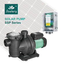 (DHL Free Shipping) DC Solar Pumps for Swimming Pool | (31m3/h - 19m Model :  SJP31/19-D72/1000)