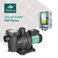 (DHL Free Shipping) DC Solar Pumps for Swimming Pool | Solar Pool Pumps (31m3/h 19m | Model : SJP31/19 D72/1000)