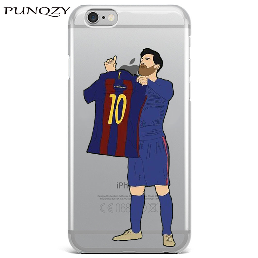newest f3164 91854 US $0.99 33% OFF|Sport Football Soccer Star Messi Soft silicon TPU Phone  Case For iPhone X 8 8Plus 7 7Plus 6 6s Plus 5 5S SE Protective Cover-in ...