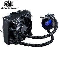 Cooler Master B120 Процессор жидкостного охлаждения 120 мм тихий вентилятор Совместимость Intel 2066 115x AMD AM4 Процессор воды Вентилятор охлаждения охлади