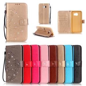 b44eb19254 Bling Cover For Samsung Galaxy S2 S3 S4 S5 Mini S6 Edge Plus S7 Edge