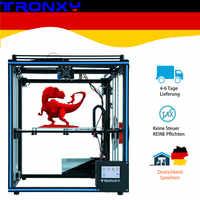 TRONXY X5SA di Alta Precisione stampante stampante di Grande Formato di Stampa 3D Touch Screen da 3.5 pollici