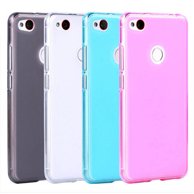 huawei phone cases. huawei p8 lite 2017 case 5.2 inch silicone soft tpu back cover phone for cases