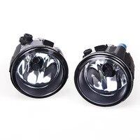 For Car Styling Fog Lights NISSAN Tiida Saloon SC11X 2006 2012 Halogen Lamps 1SET 26150 8990B