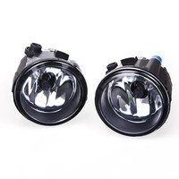 For Car Styling Fog Lights NISSAN Tiida Saloon SC11X 2006 2012 Halogen Lamps 1SET 26150 8990B