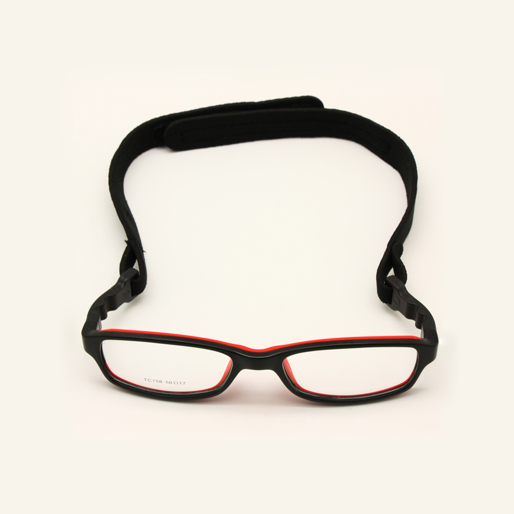 Eyewear Accessories Secg Brand Glasses Legs Feet Detachable Replaceable Glasses Accessories Soft Flexible Colorful Style Customize For Frame