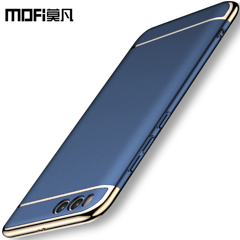 xiaomi mi 6 դեպքում ծածկոց xiaomi mi6 հետևի կափարիչ կոշտ պաշտպանիչ համատեղ հեռախոսի capas շքեղ MOFi բնօրինակ xiaomi mi6 դեպքեր 5.15