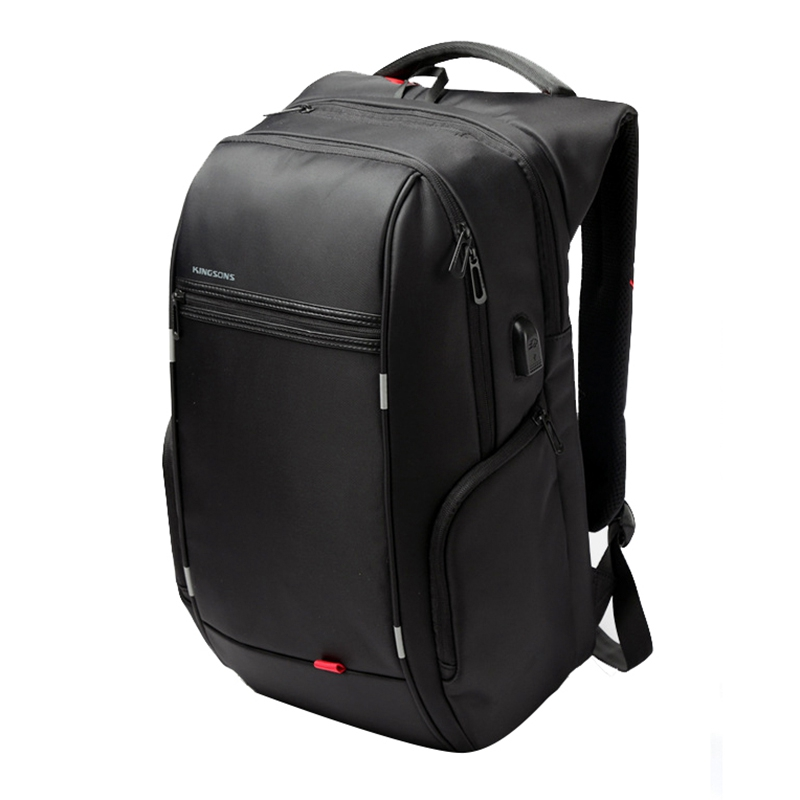 13/15/17 Inches Laptop Backpack Women Travel Business Laptop Bag Anti-theft Backpack Men Knapsack Waterproof USB Charge Bag