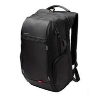 New Fashion Backpack Women Travel Business Laptop Bag USB Charge Port Safe Reflective Knapsack Waterproof USB