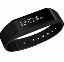 X6 Bluetooth four.zero IP65 Sensible Wristband Bracelet Band with Sleep Monitor Monitoring for iOS7.1 Above / Android four.three Above