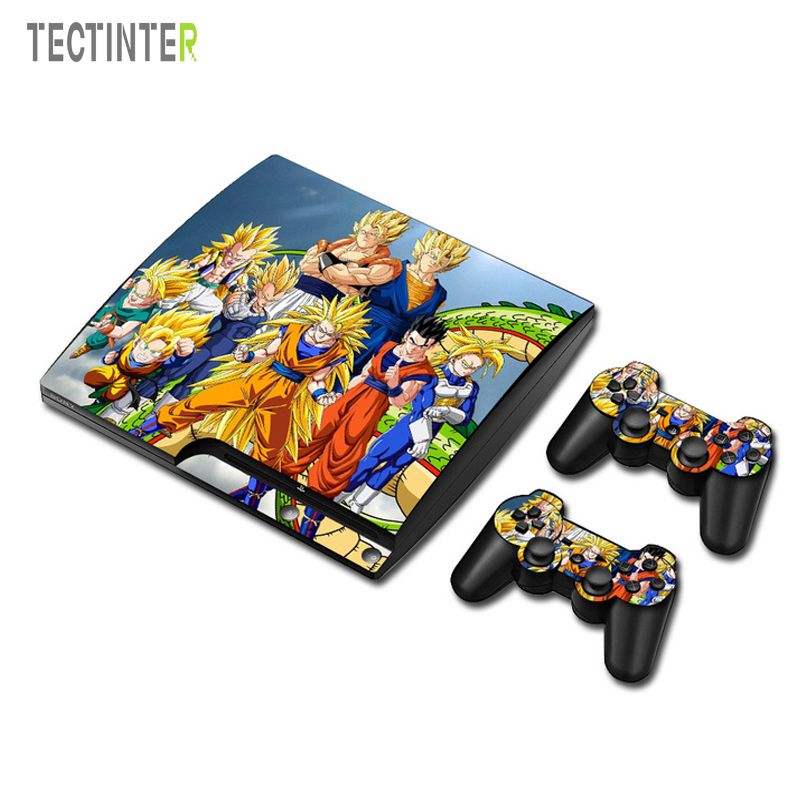Video Games & Consoles Faceplates, Decals & Stickers Dragon Ball 015 Vinyl Decal Skin Sticker For Xbox360 Slim And 2 Controller Skins