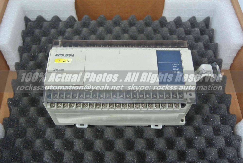 FX1N-60MT-001 Used In Good Condition With Free DHL / EMS  цены