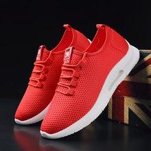 2e15df4a3 Ultra Light Vulcanize Sapatos Homens Itália Designer de Primavera Versão  Coreana Sapatos Casuais Moda Flyweather Low