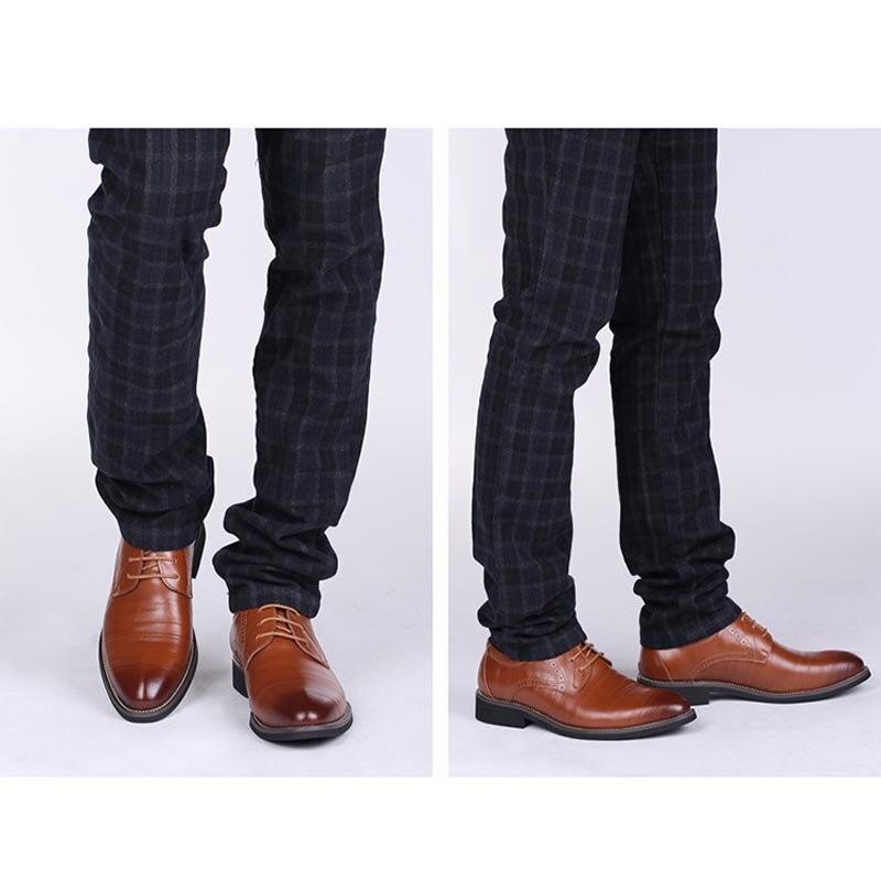 2016 Mens Pointed Toe Dress Shoes Wendding Men Blue Men