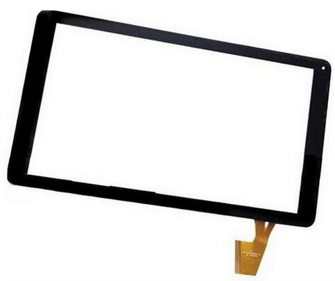 New For 10.1 HC254145A1 fpc v3 Tablet touch screen panel Digitizer Glass Sensor replacement Free Shipping high quality black new for 10 1 fpc 10a24 v03 zjx touch screen digitizer glass sensor replacement parts free shipping