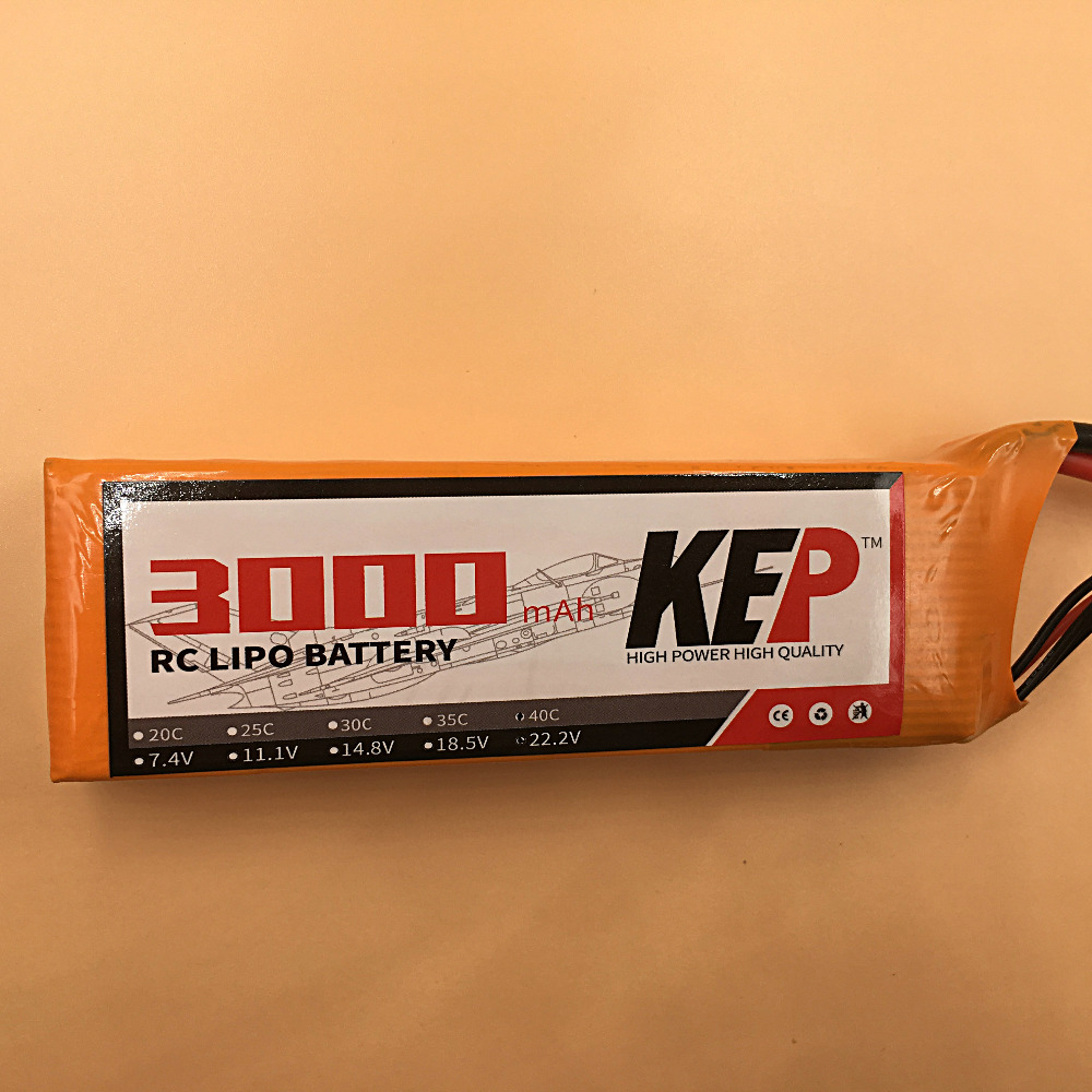 KEP RC LiPo Battery 5S 18.5v 3000mAh 40C 80C 5S RC Li-Poly Battery For RC Helicopters Quadcopter Boats Cars Drones 5S AKKU